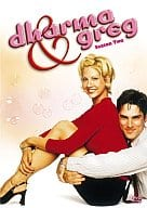 Dharma & Greg Season 2 DVD-BOX