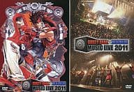 GUILTY GEAR × BLAZBLUE MUSIC LIVE 2011 [first edition]