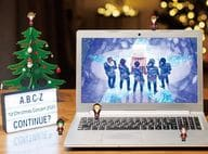 A.B.C-Z / A.B.C-Z 1 st Christmas Concert 2020 CONTINUE? [First Press Limited version]