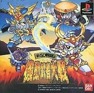 Shin SD Sengokuden : Mobile Samurai War (SLG)