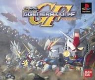 SD Gundam G Generation-F [Regular Version]