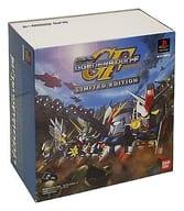 SD Gundam G Generation - F [LIMITED EDITION]