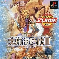Age of DiscoveryII [Koei Classic Series] (State: Manual missing item)
