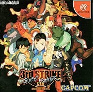 STREET FIGHTER 3 3 rd STRIKE FIGHT FOR THE FUTURE