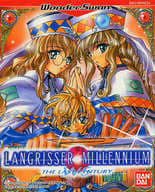 Langrisser Millennium WS - The Last Century - (Condition : Box (including inner box) Condition Difficulty)