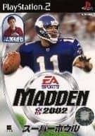 MADDEN NFL Super Bowl 2002