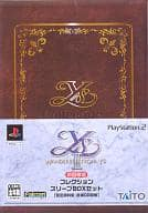 Ys III ~ WANDERERS FROM Ys ~ Collection Sleeve Box Set