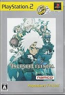 TALES OF LEGENDIA [PlayStation 2 the Best]