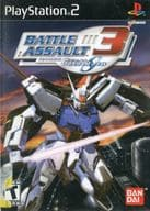 North American Version BATTLE ASSAULT 3 FEATURING GUNDAM SEED (Not Available in Japan)