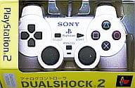 Analog Controller (DUALSHOCK 2) Ceramic White