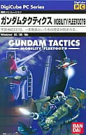 Gundam Tacti Corporation X MOBILITY FLEET0079