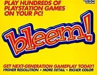 bleem!英語版(用於PS游戲)
