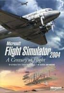 Flight Simulator 2004 翼の創世紀 [日本語版紙パッケージ]