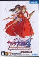 SAKURA WARS 4 ~ Fall in Love, Maidens ~ [DVD-ROM version]