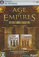 AGE of EMPIRES III GOLD EDITION [日本語版]