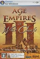 AGE of EMPIRES III The War Chiefs [日本語版]