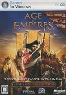 AGE of EMPIRES III COMPLETE COLLECTION[日本語版]