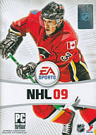 NHL 09 with North American Japanese Quick Manual