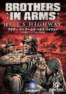 Brother In Arms Hells Highway [English version with Japanese manual]