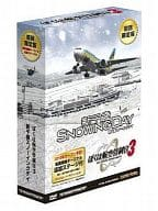 Air Traffic Controller 3 New Chitose SNOWING DAY (Condition : No Airport Guide)