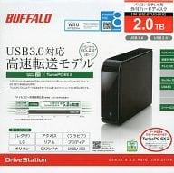 Turbo PC EX2 External HDD for USB3.0 2 tb Black [HD-LB2.0TU3-BKC]