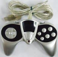 11 Button USB Gamepad (Silver) [JC-U911SV]