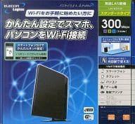 11n/b/g 300Mbps wireless LAN base unit [LAN-W301NR]
