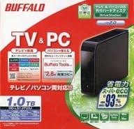 External Hard Disk Drive DriveStation for TV & PC 1.0 tb (Black) [HD-LS1.0TU2J]