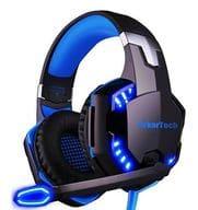 GAMING HEADSET (BLUE) [G2000]