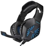GAMING HEADSET A1 (Black+Blue) [A1]