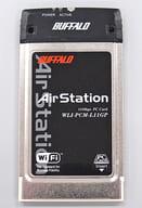 Wireless LAN Card for PC Card Slot [WLI-PCM-L11GP]