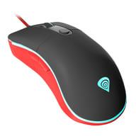 GENESIS KRYPTON 500 Ergonomic Gaming Mouse Optical USB Wired [KRYPTON 500]