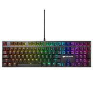 Wired RGB Mechanical Gaming Keyboard VANTAR MX Blue Axis (Black) [CGR-VANTAR MX-3]
