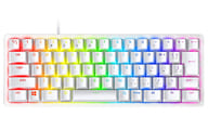Wired RGB Gaming Keyboard Huntsman Mini JP (Mercury White) [RZ0303391100R3J1]