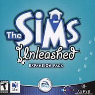 THE SIMS -Unleashed - EXPANSION PACK [North America]