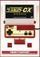 Game Center CX DVD-BOX 12 [First Edition]