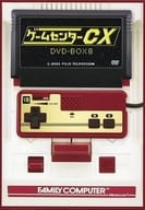 Game Center CX DVD-BOX 8 [First Edition] (Condition : Missing Vol. 16 DISC)