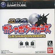 SD Gundam: GASHAPON WARS Trial