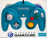 Game Cube Dedicated Controller (Emerald Blue)