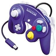 Controller (Violet & Clear) GameCube Only