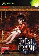 FATAL FRAME 零 スペシャルエディション