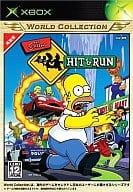 The simpsons HIT&RUN (Xboxワールドコレクション)