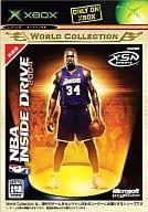 NBA Inside Drive 2004 (Xboxワールドコレクション)