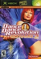 北米版 DANCE DANCE REVOLUTION ULTRAMIX 2 (国内使用不可)
