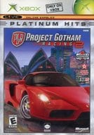 北米版 PROJECT GOTHAM RACING 2 [PLATINUM HITS] (国内版本体動作可)