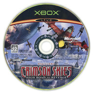 Crimson Sky : High Road to Revenge (State : Game Disc Only)