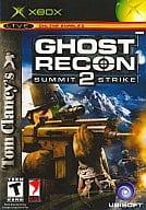 North American Tom Clancy's GHOST RECON 2 : SUMMIT STRIKE (Domestic Version)