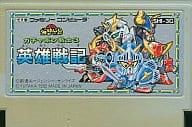 (without box&manual) SD Gundam 3 Hero War Chronicles