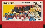 (without box&manual) MIGHTY Final Fight