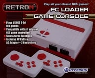 RETRON FC LOADER GAME CONSOLE (RED)